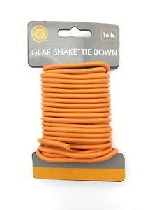 Ultimate Survival Technologies UST Gear Snake Orange
