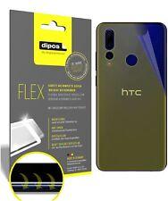 3x HTC Wildfire X Rückseite Schutzfolie Folie, 100% Displayabdeckung, dipos Flex