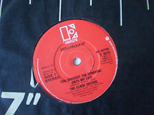 """THE CLARK SISTERS - 7""""45 -""""YOU BROUGHT THE SUNSHINE (INTO MY LIFE)"""" - UK 1983"""