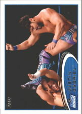 2012 Topps WWE #56 Justin Gabriel