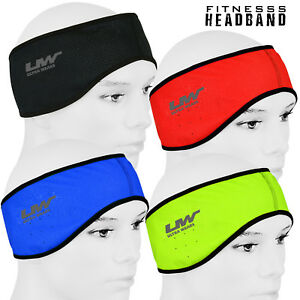Ultra Cycling Headband Ear Warmer Thermal Windproof Running Head band Once Size