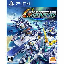 SD Gundam G Generation Genesis PS4 PLAYSTATION JAPANESE NEW JAPANZON