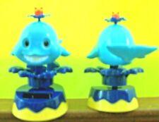 Solar Dancing BLUE WHALE> Sun Catcher, Window & Car Dash, Collectors Item