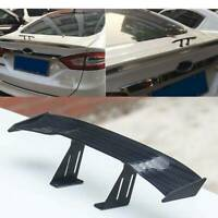 "6.7"" Universal Auto Mini Carbon Fiber Pattern Spoiler Rear Tail Wing Car Decor"