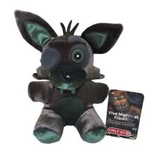 "New Rare Five Nights at Freddys Phantom Green Foxy 6"" Plush Toy Doll"
