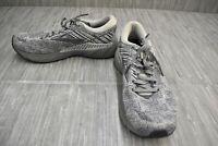 Brooks Adrenaline GTS 19 1102941D126 Running Shoes - Men's Size 9D, Gray