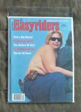 Easyriders - April 1985
