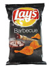 Lay's Barbecue Flavoured Potato Chips 6.5oz 184.2g Crunchy Crisps NEW SEALED