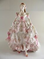 """ROYAL DEBUT"" ROYAL WORCESTER FIGURINE LIMITED EDITION REF 515/11"