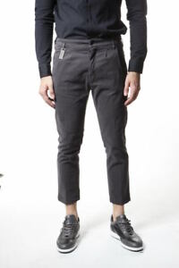 Pantaloni Daniele Alessandrini Jeans Trouser Uomo Grigio PJ5292L1003335 10