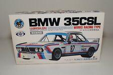 A8 1:24 MARUI JAPAN BMW 3.5 CSL 3.5CSL CASTROL LE MANS FACETTI MINT BOXED 2