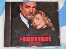 THE RUSSIA HOUSE - SOUNDTRACK / SCORE (CD-1990) JERRY GOLDSMITH