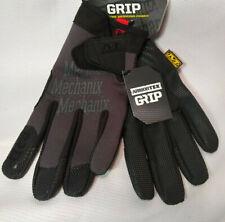 Mechanix Wear Grip Gloves Work XL Black Oil Resistance New