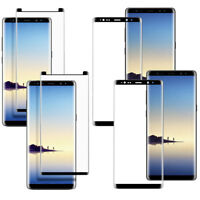 Real Tempered Glass Screen Protector For Samsung Galaxy Note 8 S8 /S8 Plus lot