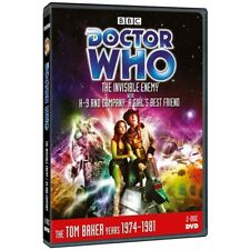 Doctor Who: The Invisible Enemy (No. 93) with K9 and Company - A Girls Best.