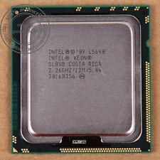 Intel Xeon L5640 - 2.26 GHz (BX80614L5640) LGA 1366 SLBV8 CPU Processor 2933 MHz