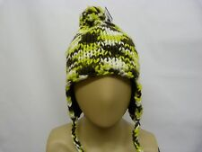 Quiksilver Hat Handrail Boy bark Beanie Hand-Knit Hat Winter Hat CLEARANCE