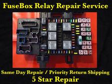 2003 - 2006 Expedition Lincoln Navigator Fuse Box Fuel Pump Relay Repair Service
