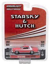 Greenlight 1:64 Scale Starsky & Hutch 1976 Ford Gran Torino Model Replica Car