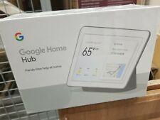 "Sealed ! Google Home Hub w/ Google Assistant Charcoal - Nest Hubs 7"" GA00515US"
