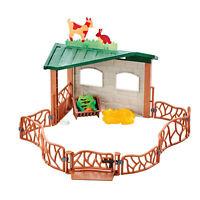Playmobil Petting Zoo Enclosure Building Set 9815 NEW IN STOCK