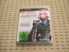 Final Fantasy XIII Lightning Returns Limited Edition para PlayStation 3 ps3 * OVP