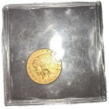 1913 Indian Head, Eagle back, $2.5 GOLD Coin