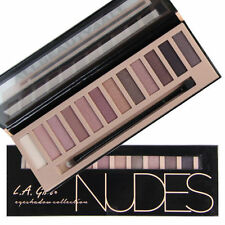 LA L.A. Girl Beauty Brick Eyeshadow Collection  - NUDES