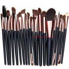 20pcs Makeup Brushes Set Powder Foundation Eyeshadow Eyeliner Lip Brush #EBSZ