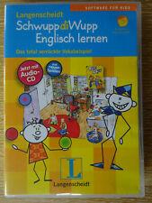 Langenscheidt SchwuppdiWupp Englisch lernen , für Kinder im Grundschulalter