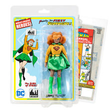 DC Comics Superman Retro 8 Inch Figures: Supergirl [Green & Orange Variant]