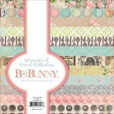 "New Bo Bunny Paper Pad 6"" x 6""  Soiree"