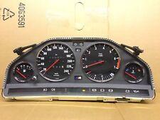 BMW E30 Cabrio Tacho M Technik 2 M3 Tachoringe M Kombiinstrument M Leuchtend