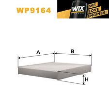 1x Wix Pollen Filter WP9164 - Eqv to Fram CF9787