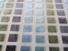 MUSTER  Bezugsstoff  Möbelstoff maritim blau grün meerwasserfarben edel COLORAL