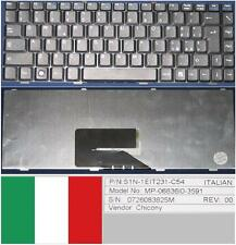 Clavier Qwerty Italien Amilo V2030 MP-06836I0-3591 S1N-1EIT231-C54 0726083825M