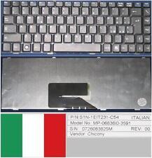 Qwerty Keyboard Italian Amilo V2030 MP-06836I0-3591 S1N-1EIT231-C54 0726083825M