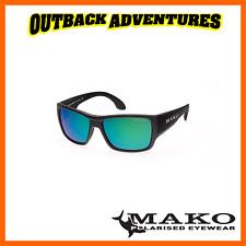 Mako Blade 9569 Mo1 Matte Black Glass Rose Green Mirror M01-g2h5