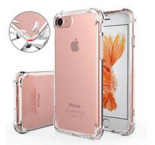 Funda para iPhone 7 Plus Gel antigolpes Transparente esquina reforzada AntiShock