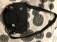 Timbuk2 Messenger Bag Black 12 Inch Used