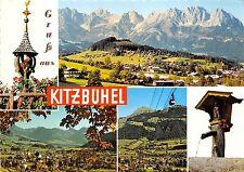 BG11741 kitzbuhel tirol gegen  wilden kaiser cable train  austria