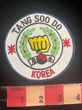 Tang Soo Do Korea Martial Arts Patch 01Rn