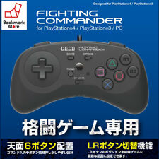 NEW HORI Ps4 Ps3 Pc Compatible Fighting Commander Controller from Japan F/S