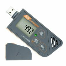 Digital Waterproof USB Datalogger Humidity Temperature and Pressure Barometric