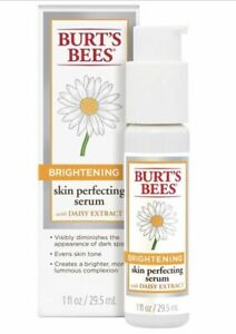 Burts Bees Skin Perfecting Serum With Daisy Extract ( For Brightening ) 1oz