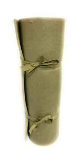 """Military OD Green Foam Sleeping Pad Camping Exercise Mat 74""""x24"""" See Listing"""
