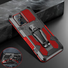 Case For Samsung Galaxy Note 20 Ultra A21S S20 S10 Plus Armor Hybrid Stand Cover