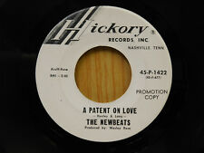 The Newbeats 45 A Patent On Love bw My Yesterday Love   Hickory VG+