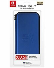 Slim Hard Pouch Blue Ver. for Nintendo Switch Hori Japan IMPORT