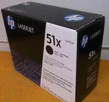 HP Q7551X 51X Toner Cartridge  P3005 Genuine NEW